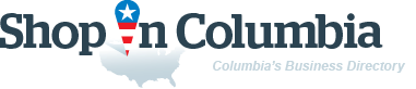ShopInColumbia. Business directory of Columbia - logo